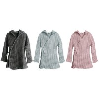 The Organic Company - junior bathrobe | badekåber 6-8 år - flere farver