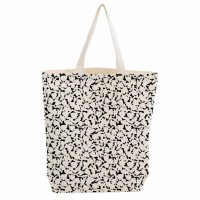 Bo Weevil - shopper - canvas - foliage