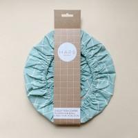 Haps Nordic - 3-pak cotton covers - sky check