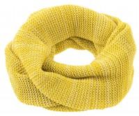 DISANA   tube halstørklæde   curry/natur melange