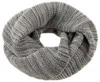 DISANA   tube halstørklæde   antracit/grå melange