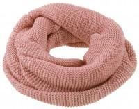 DISANA   tube halstørklæde   rosé/natur melange