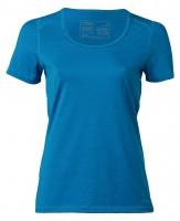Engel Sports - dame - kortærmet t-shirt - regular fit - sky