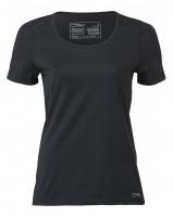 Engel Sports - dame - kortærmet t-shirt - regular fit - sort