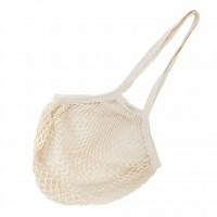 Bo Weevil - stringbag - granny´s - ekstra lang hank - natur