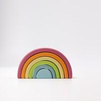 Grimms - mellem regnbue - 6 dele - pastelfarver