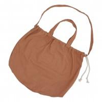 Haps Nordic - stor taske - shopping bag - terracotta