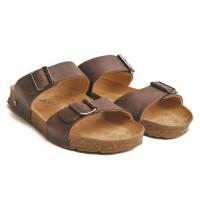 Haflinger - sandaler - Bio Andrea - brun