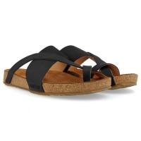 Haflinger - sandaler - Bio Jack - sort