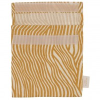 Haps Nordic - sandwich bag - mustard wave