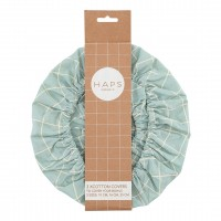 Haps Nordic - 3-pak cotton covers - sky check