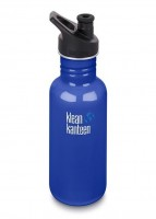 Klean Kanteen - 532 ml. drikkedunk - coastal waters - sportscap