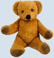 Kallisto - økologisk bamse - klassisk brun bjørn - 32 cm.
