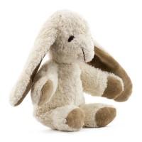 Kallisto - økologisk bamse - hvid kanin