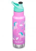 Klean Kanteen - narrow - termoflaske - 355 ml. - Unicorns