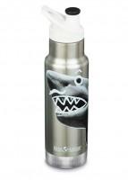 Klean Kanteen - narrow - termoflaske - 355 ml. - Mr. Shark