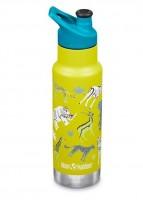 Klean Kanteen - narrow - termoflaske - 355 ml. - Safari