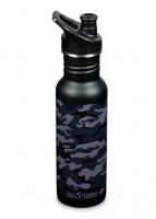Klean Kanteen - narrow - 532 ml. - sportscap - Black Camo