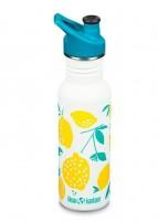 Klean Kanteen - narrow - 532 ml. - sportscap - Lemons