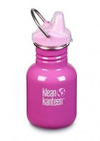 Klean Kanteen - 355 ml. - bubble gum - sippy cap