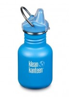 Klean Kanteen - 355 ml. - pool party - sippy cap