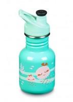 Klean Kanteen - 355 ml. drikkedunk - Jellyfish - sportscap