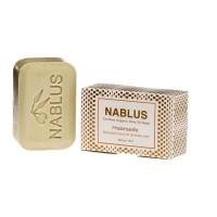 Nablus - økologisk & vegansk hårsæbebar- Sheasmør & Sandeltræ