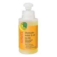 Sonett - oliven vaskemiddel til uld & silke - 120 ml