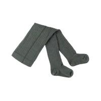 Pure Pure - strømpebukser - 80 % uld & bomuld - GOTS - olivengrøn