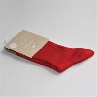 Snork Copenhagen - strømper - økologisk bomuld - rød