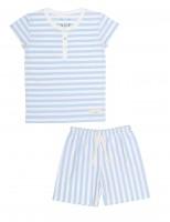 Snork Copenhagen - Wilhelm pyjamas - seastripes