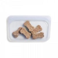 Stasher Bag - silikonepose - snack size - clear