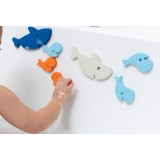 Quut - badelegetøj - hajer - 10 dele