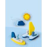 Quut - badelegetøj - skib ohøj - 13 dele