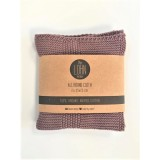 By Lohn - all round cloth - 25x25 cm. - 2 stk. - twilight mauve