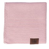 By Lohn - all round cloth - 25x25 cm. - 2 stk. - light pink