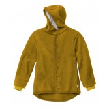 DISANA | uldjakke | kogt uld | gold