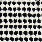 Algan - Ahududu gæstehåndklæde - 45x100 cm. - sort