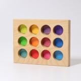Grimms - sorting board - klassiske farver
