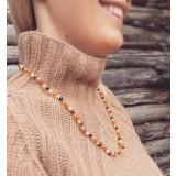 Rav halskæde - voksen - raw multi - ekstra lang