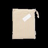 Studio Feder - sengesæt - voksenstørrelser - Stripe Classic Oak