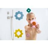 Quut - badelegetøj - blomster - 10 dele
