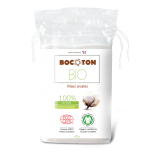 Bocoton Bio - ovale maxi rondeller - 40 stk.