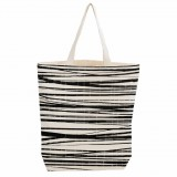 Bo Weevil - shopper - canvas - stripes