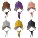 disana |hue med bindebånd |kogt uld |mange farver