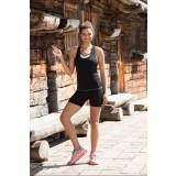 Engel Sports - dame - sports top - regular fit - sort