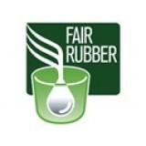 Fair Trade Center - varmedunk i naturgummi - 0,8 L