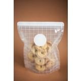 Haps Nordic - snack bag - 3 pak - 1000 ml. - check