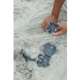Funkit World - sandforme - 4 stk. - lysegrøn