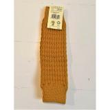 Grödo - benvarmere -børn - økologisk uld - 35 cm. - safran
